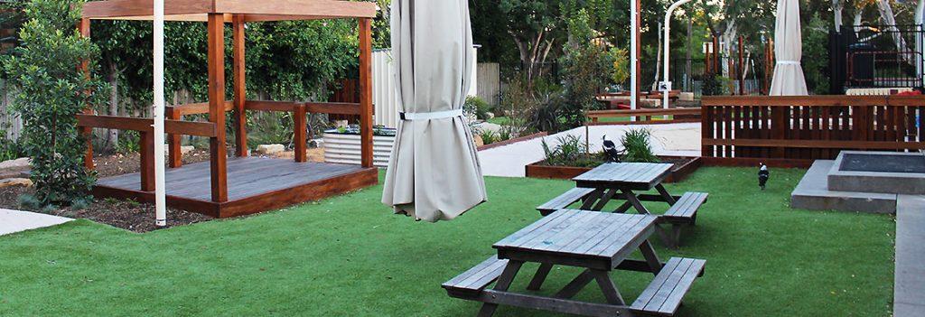 RKC Outdoor play area