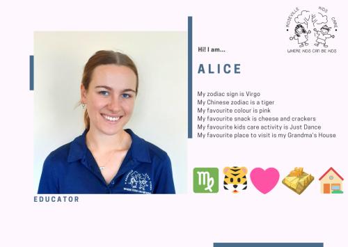 2021 Staff ID - Alice