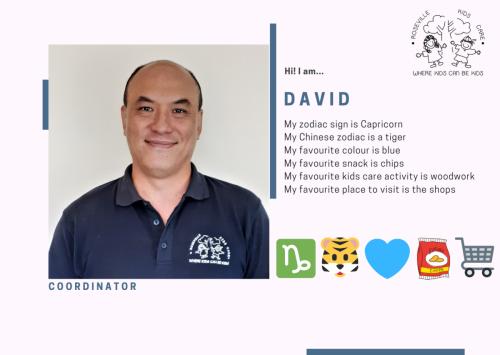 2021 Staff ID - David