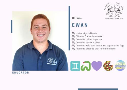 2021 Staff ID - Ewan