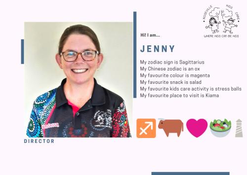 2021 Staff ID - Jenny