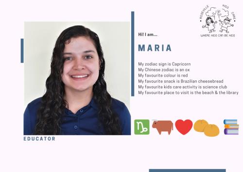 2021 Staff ID - Maria